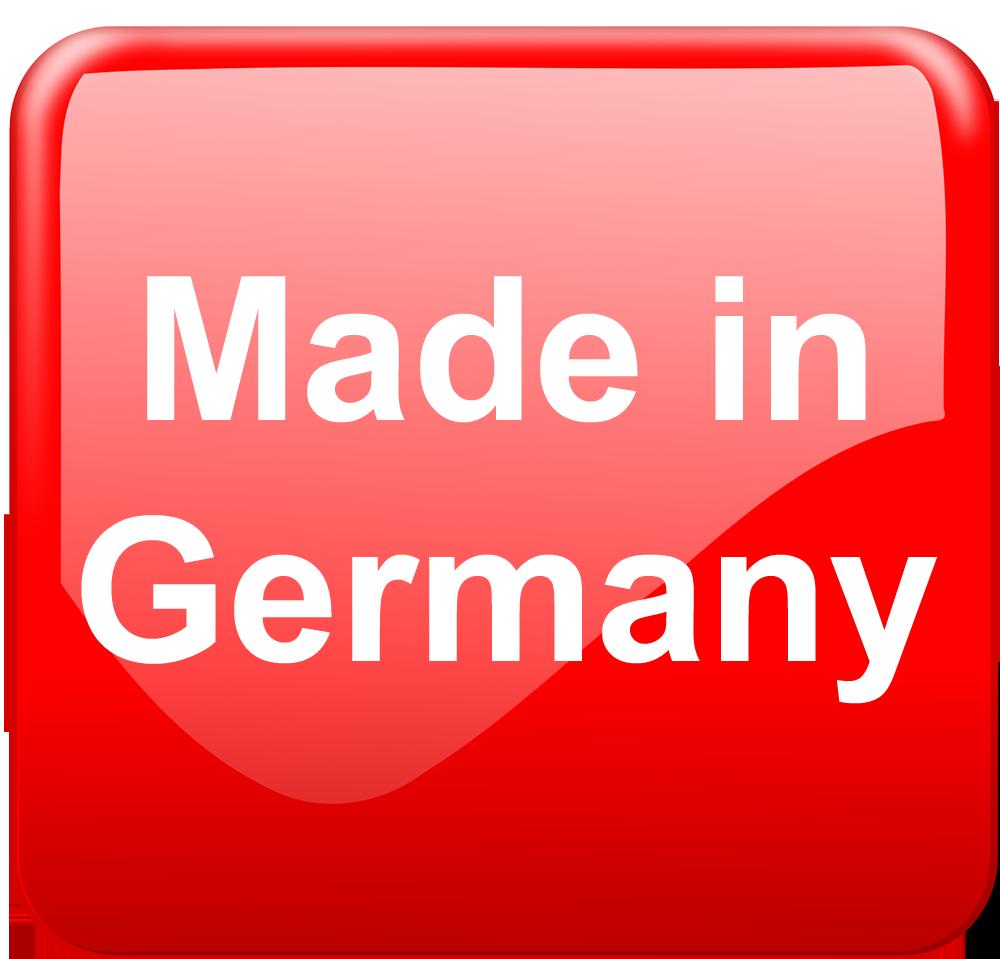 модель изготовлена в Германии